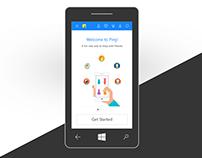 Flipkart Ping (Social App)