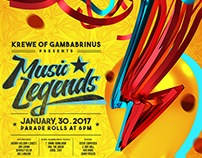 Music Legends Carnival
