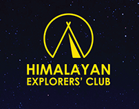 Logo Design | Himalayan Explorers' Club | IIT Roorkee