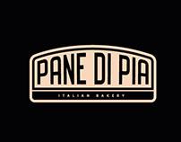 Pane Di Pia Italian Bakery Branding & Website