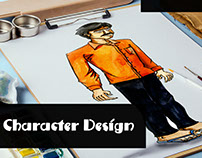 Character Design Process
