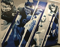 Lake Oswego Football Locker Room (Team Project)