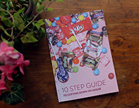 Ten Step Guide to Cutting Down on Sugar Booklet