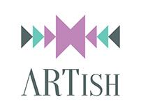 Artish - logo design