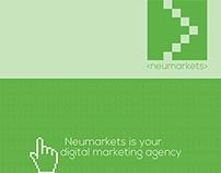 Neumarkets brand identity