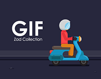 ZAD Collection GIF