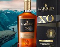 Maison Larsen, Gamme de cognacs