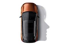 Peugeot / International Women's Day Print Ad.