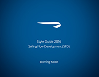BA Style Guide - Selling Flow