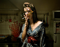 Raffaella Bedini - Promo Shooting