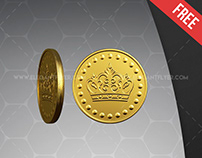 Coins – Free 3d Render Templates