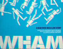 WHAM - Short Film Key Art