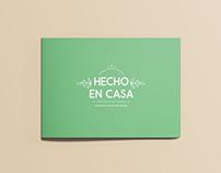 HECHO EN CASA - Manual Infográfico
