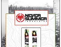 NeverSummer Snowboard Design Competition - 2014