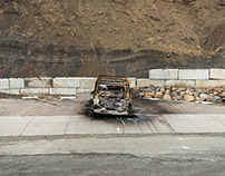 California Valley Fire Aftermath