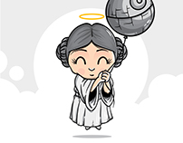 Princess Leia Tribute