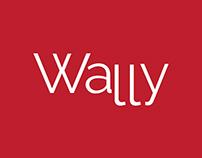 Wally startup logo