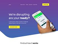 Free app or technology website design