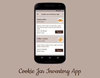 Cookie Jar Inventory App for Android