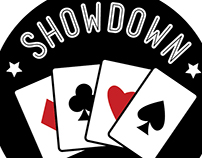 SHOWDOWN . live poker