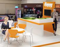 Kiosk for Planned Neighbourhood