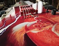 Mars Guitar