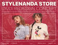 STYLENANDA ― Online Store