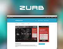 ZURB: The Responsive Site