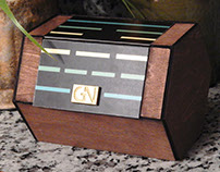 Gender Neutras Make Up Gift Box