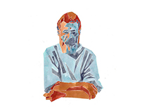 Revue Regard cover illustrations 2017