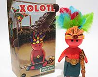 XOLOTL-Toy Design