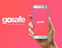GoSafe - UX/UI App - Service Design