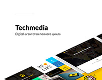 Techmedia agency presentation 2015