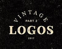 Vintage Logos part 2