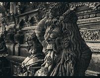 Bali – black and white memories part II