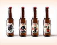 Beer Labels - Birra Perugia
