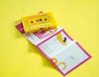 SIKSA + MARSZAŁEK / vinyl & cassette tape cover