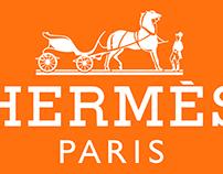 Hermès Retail Expansion and Distribution