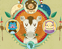 Earth Day - Ark Project book posters