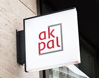 AKPAL - logo & catalog