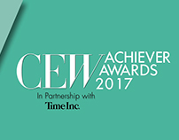 CEW Achiever Awards 2017