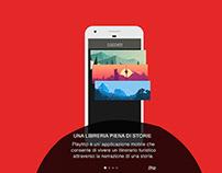 Playtrip Motion design & App