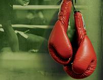 Gleason's Boxing Gym Advertising