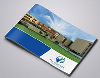 Dr. Subhash Academy | brochure design & branding