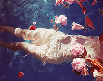 Underwater photography by Nastasia Dusapin
