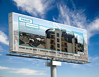 Billboard For Praud Investment