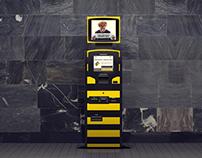 The Vending Machine Man