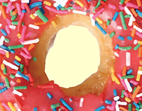 Annual Report : Dunkin Donuts