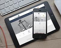AL SULAITI LAW FIRM | WEBSITE DESIGN | 2016