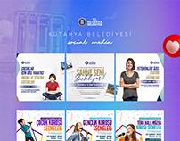 Kütahya Belediyesi 2020&2021 / Social Media